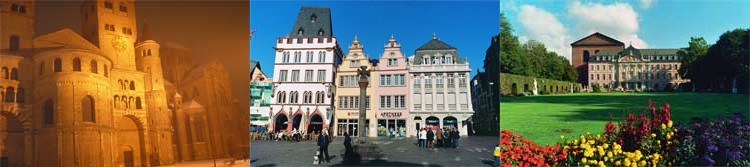 images from Trier.